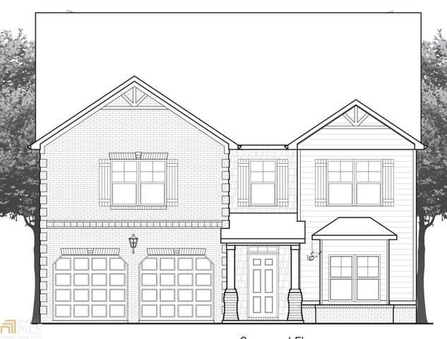 440 Emporia Loop #64, Mcdonough, GA 30253 (MLS #8770174) :: Buffington Real Estate Group