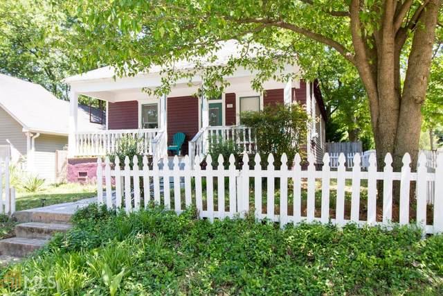 198 Holtzclaw St, Atlanta, GA 30316 (MLS #8770494) :: Athens Georgia Homes
