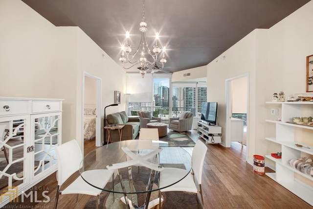860 Peachtree Street Ne #1105, Atlanta, GA 30308 (MLS #8775031) :: Athens Georgia Homes