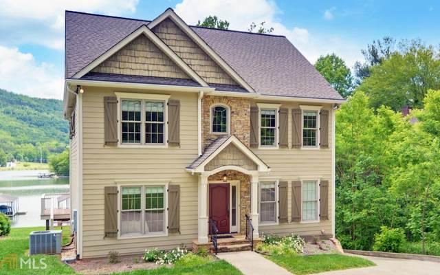 579 Beech Cove Rd, Hiawassee, GA 30546 (MLS #8775576) :: Rettro Group