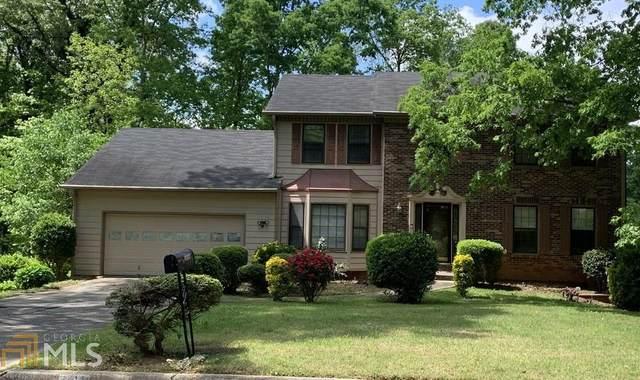 1414 Golf Link Dr, Stone Mountain, GA 30088 (MLS #8776781) :: Athens Georgia Homes