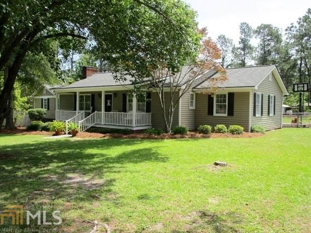 108 Pate St, Swainsboro, GA 30401 (MLS #8777543) :: Buffington Real Estate Group