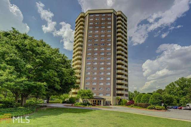 1501 Clairmont Rd #1818, Decatur, GA 30033 (MLS #8778245) :: Athens Georgia Homes
