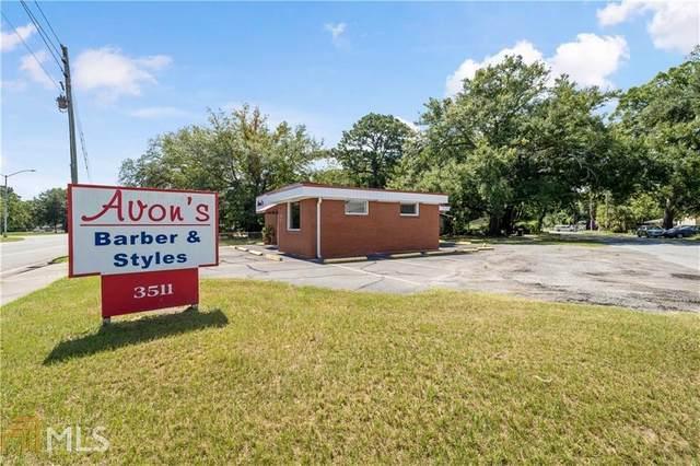 3511 Altama Avenue, Brunswick, GA 31520 (MLS #8778403) :: Statesboro Real Estate