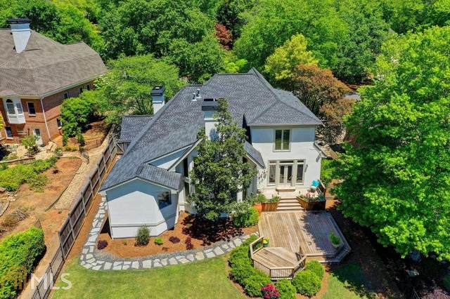 515 Avignon Ct, Sandy Springs, GA 30350 (MLS #8780539) :: Buffington Real Estate Group