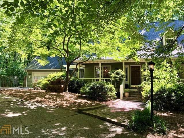 4128 Jefferson Township Pkwy, Marietta, GA 30066 (MLS #8780628) :: Buffington Real Estate Group