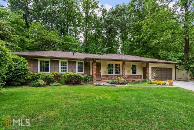 1327 Chaucer Ln, Brookhaven, GA 30319 (MLS #8782242) :: Bonds Realty Group Keller Williams Realty - Atlanta Partners