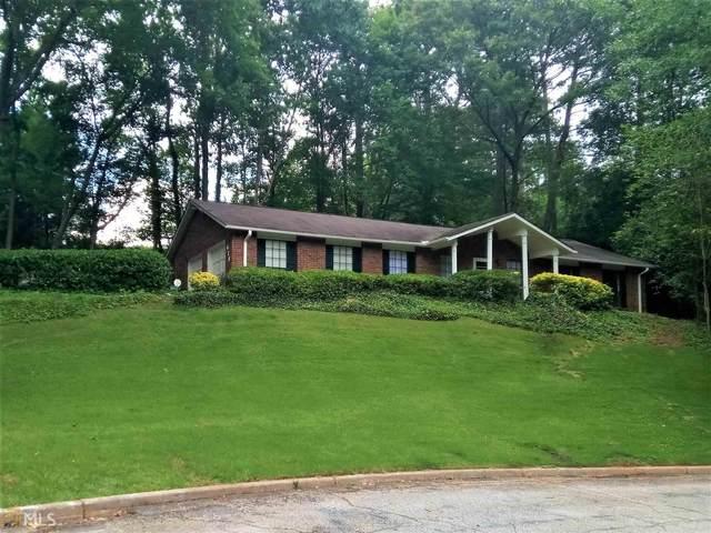 674 S Rays Rd, Stone Mountain, GA 30083 (MLS #8783584) :: The Heyl Group at Keller Williams