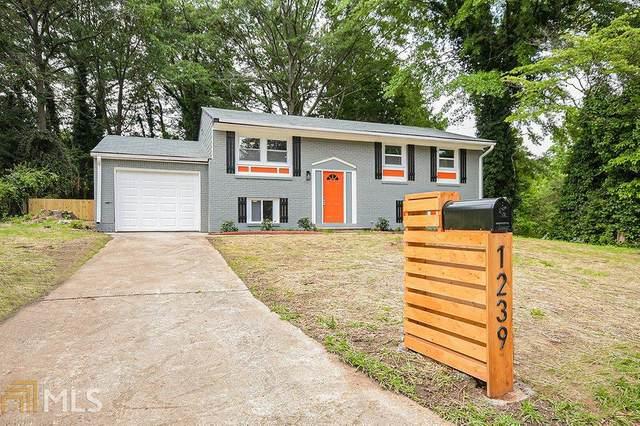 1239 Greenwood Ln, Riverdale, GA 30296 (MLS #8785122) :: Bonds Realty Group Keller Williams Realty - Atlanta Partners