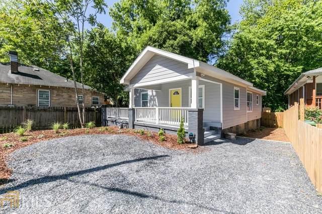 988 Mayson Turner Rd, Atlanta, GA 30314 (MLS #8785893) :: Rettro Group