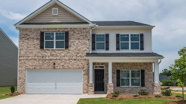 490 Noblewood Dr #41, Mcdonough, GA 30252 (MLS #8786523) :: The Durham Team