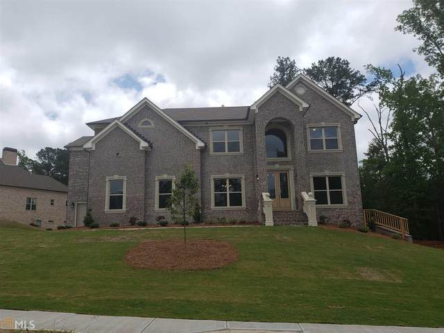 1857 Christopher Dr #20, Conyers, GA 30094 (MLS #8788084) :: Buffington Real Estate Group