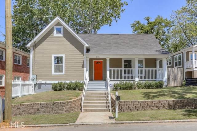 345 Sunset Ave, Atlanta, GA 30314 (MLS #8788918) :: Bonds Realty Group Keller Williams Realty - Atlanta Partners
