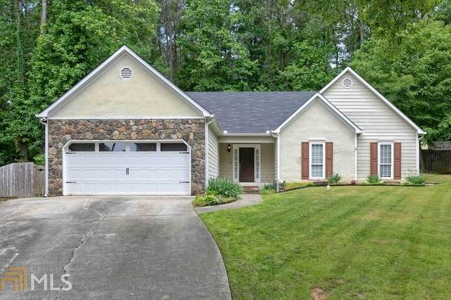 2869 Red Haven Ct, Powder Springs, GA 30127 (MLS #8789468) :: RE/MAX Eagle Creek Realty