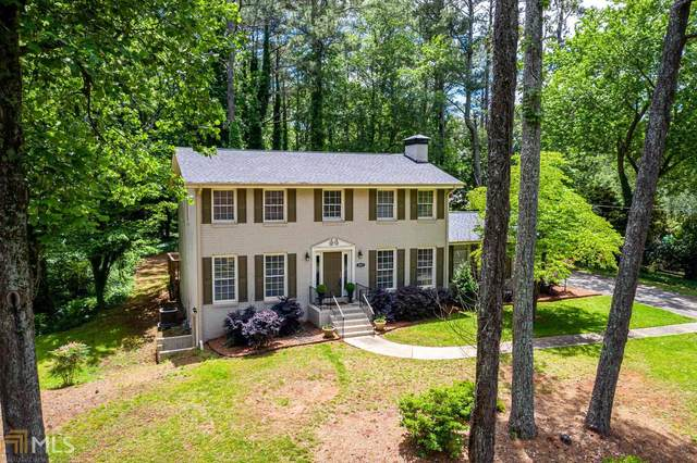 4941 Antebellum Dr, Stone Mountain, GA 30087 (MLS #8789595) :: The Heyl Group at Keller Williams