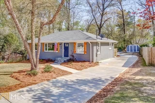 858 SE Bank Street Se, Smyrna, GA 30080 (MLS #8789801) :: Bonds Realty Group Keller Williams Realty - Atlanta Partners