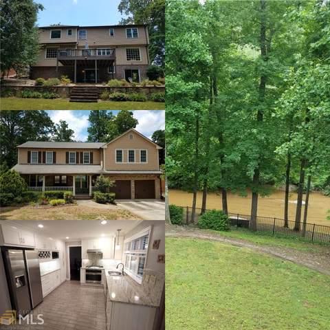 431 Ridgewater Dr, Marietta, GA 30068 (MLS #8789936) :: Keller Williams Realty Atlanta Partners