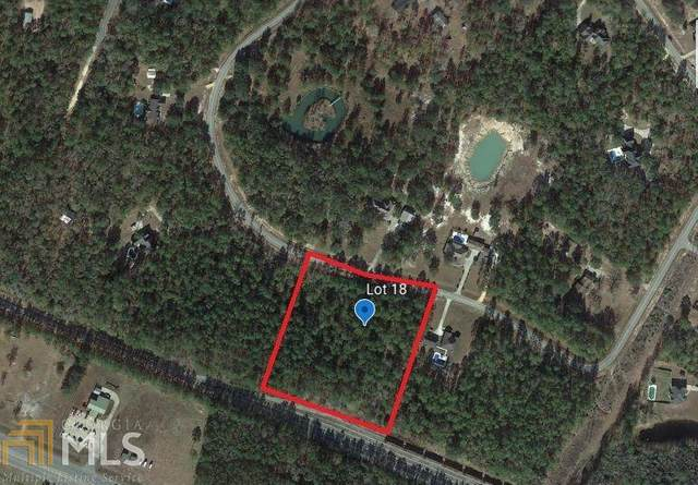 0 Oak Island Estates Rd, Jesup, GA 31545 (MLS #8790157) :: The Durham Team