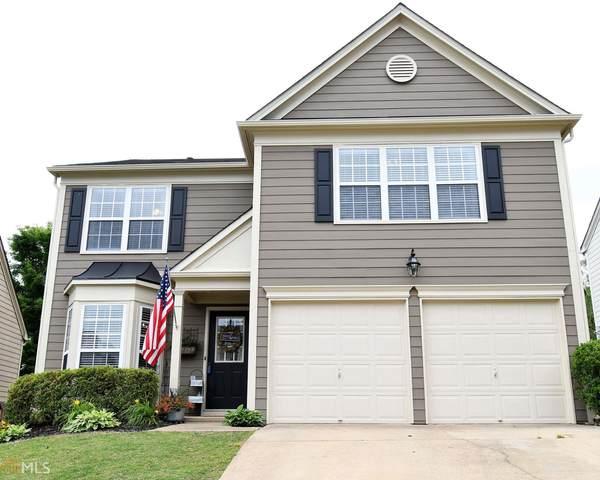 527 Drifton Way, Woodstock, GA 30188 (MLS #8790284) :: Buffington Real Estate Group
