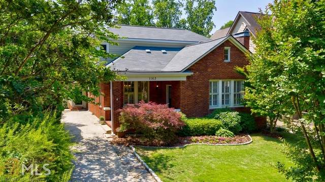1163 Rosedale Dr, Atlanta, GA 30306 (MLS #8790323) :: Bonds Realty Group Keller Williams Realty - Atlanta Partners