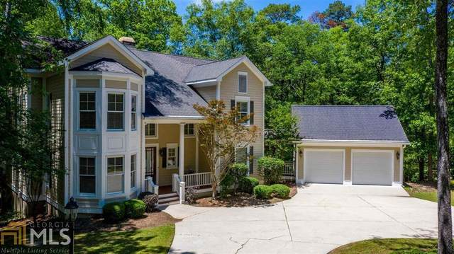 1011 Branson Bluff, Greensboro, GA 30642 (MLS #8790636) :: Athens Georgia Homes