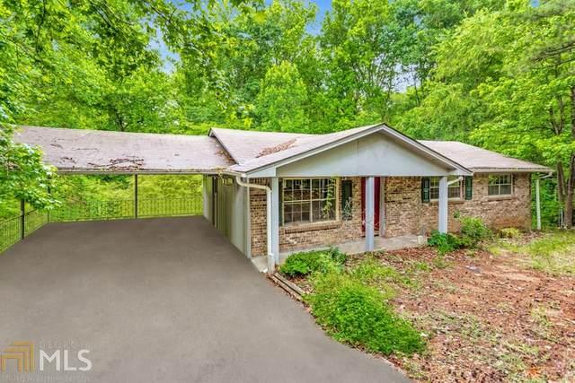 2160 Chestnut Cir, Lithia Springs, GA 30122 (MLS #8790655) :: Buffington Real Estate Group