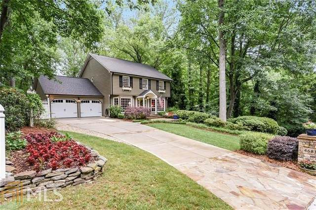 4681 Oberlin Way, Marietta, GA 30068 (MLS #8791307) :: Rettro Group