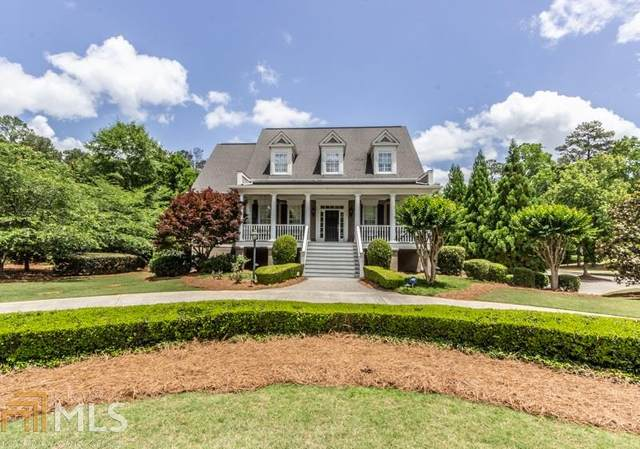 100 Colony, Fayetteville, GA 30215 (MLS #8791504) :: Tim Stout and Associates