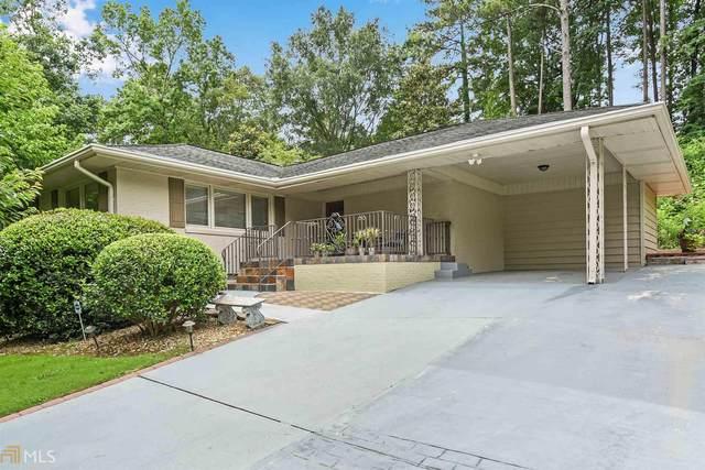 1169 Wild Creek Trl, Atlanta, GA 30324 (MLS #8791710) :: Buffington Real Estate Group