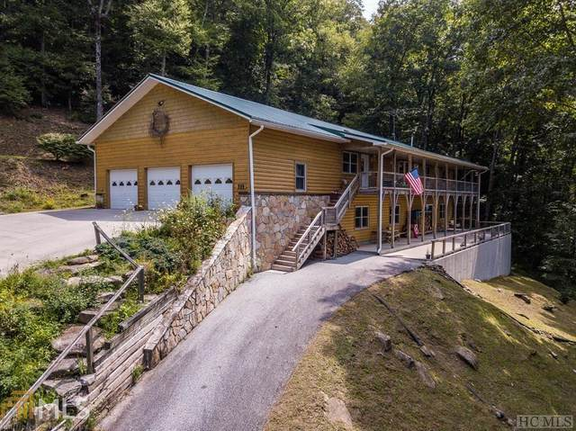 325 Bob Long Mountain Rd, Scaly Mountain, NC 28775 (MLS #8792652) :: The Heyl Group at Keller Williams