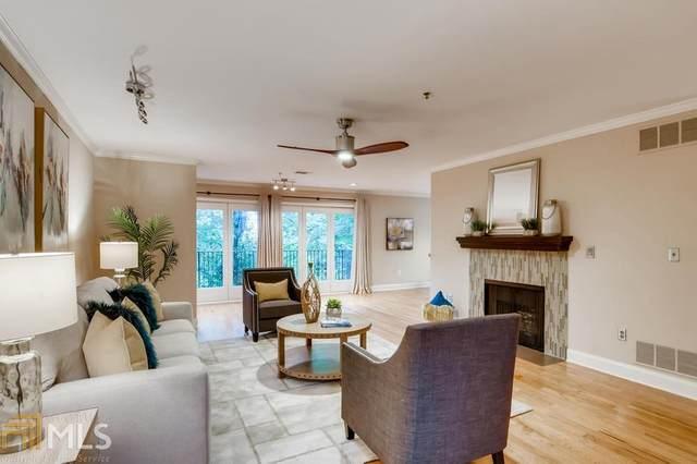 3201 NE Lenox Road Ne #3, Atlanta, GA 30324 (MLS #8794102) :: Buffington Real Estate Group