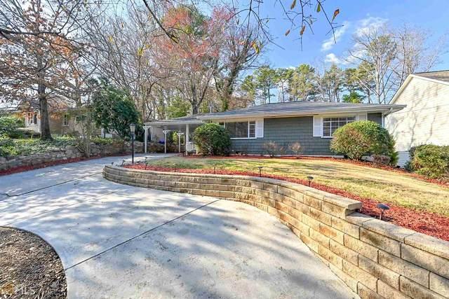 1692 Dresden Dr, Brookhaven, GA 30319 (MLS #8794168) :: Buffington Real Estate Group