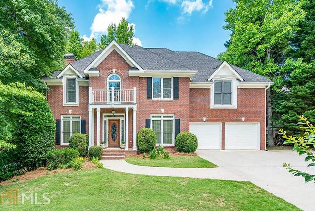 643 Owl Creek Drive, Powder Springs, GA 30127 (MLS #8794316) :: RE/MAX Eagle Creek Realty