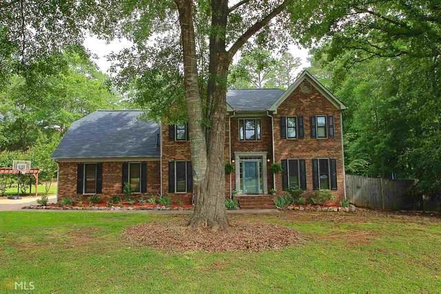 100 Sweet Briar Trl, Fayetteville, GA 30215 (MLS #8794402) :: Athens Georgia Homes