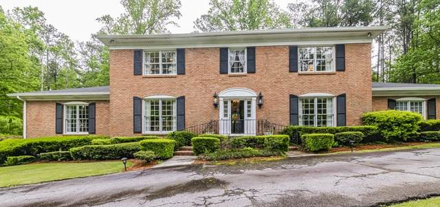 100 Old Fairburn Close, Atlanta, GA 30331 (MLS #8794673) :: Maximum One Greater Atlanta Realtors