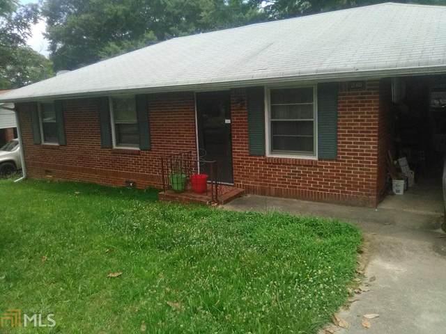 2668 Lilac Dr, Morrow, GA 30260 (MLS #8795074) :: Buffington Real Estate Group