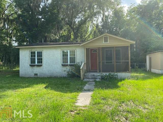 412 Walden Rd, Brunswick, GA 31523 (MLS #8795938) :: Military Realty
