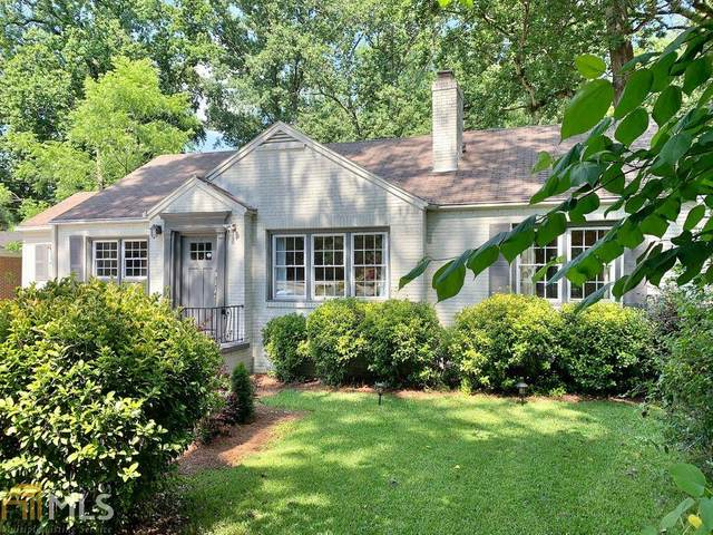 2266 Briarcliff Rd, Brookhaven, GA 30329 (MLS #8796207) :: Buffington Real Estate Group