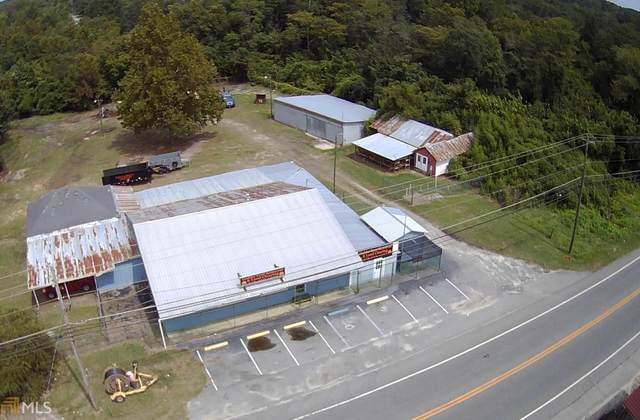 144 Jacksonville Hwy, Fitzgerald, GA 31750 (MLS #8796955) :: Tim Stout and Associates