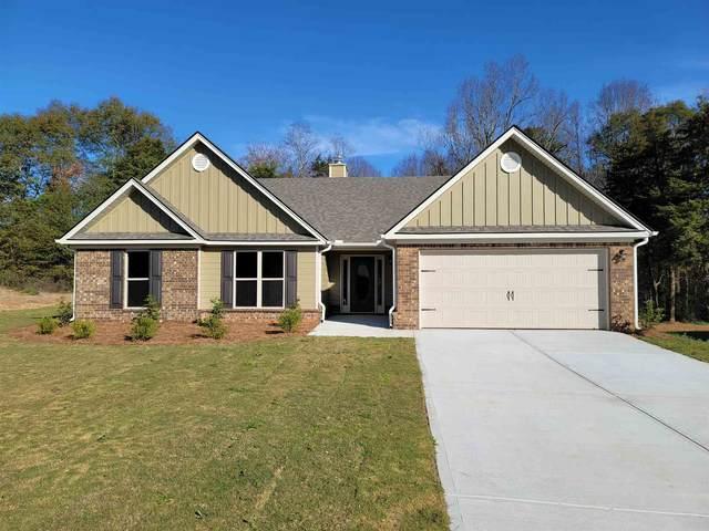 257 Brookhaven Way #11, Bowersville, GA 30516 (MLS #8797028) :: Regent Realty Company