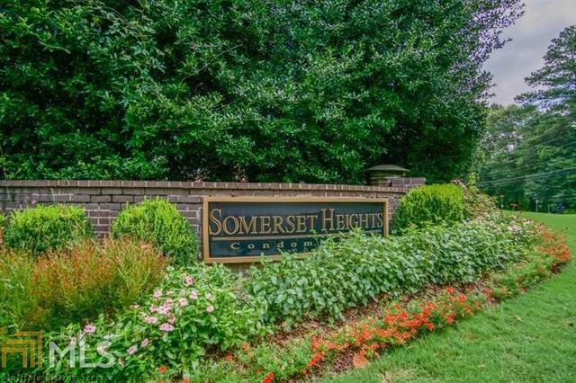 1501 Clairmont Rd #825, Decatur, GA 30033 (MLS #8797044) :: The Realty Queen & Team