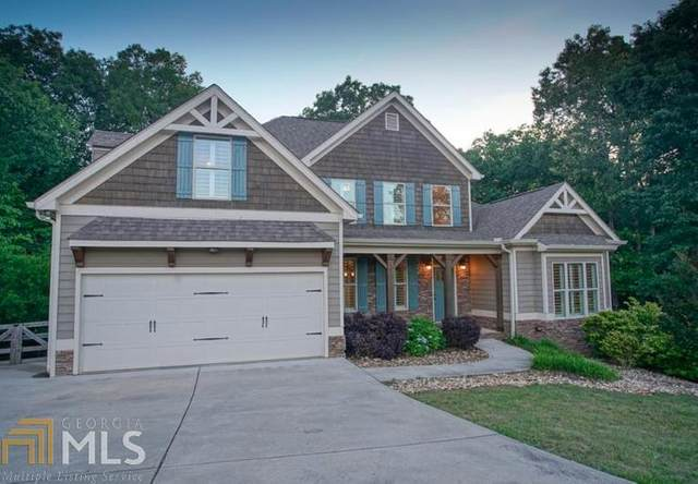 410 Dawson Manor Dr, Dawsonville, GA 30534 (MLS #8797155) :: Buffington Real Estate Group