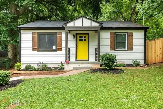 1286 Elizabeth Ave, Atlanta, GA 30310 (MLS #8797586) :: The Heyl Group at Keller Williams