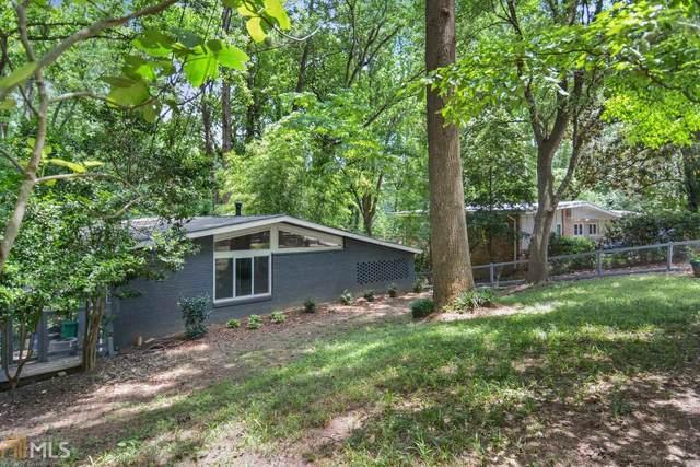 1490 Lively Ridge Rd, Atlanta, GA 30329 (MLS #8797861) :: The Realty Queen & Team