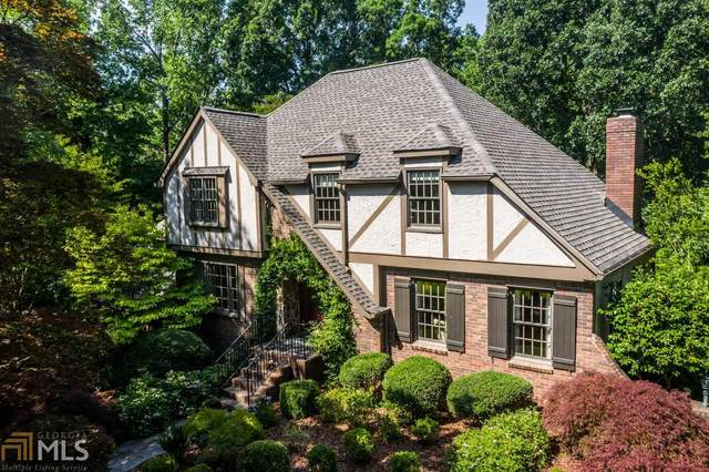 1688 Hickory Level Rd, Villa Rica, GA 30180 (MLS #8797993) :: Bonds Realty Group Keller Williams Realty - Atlanta Partners