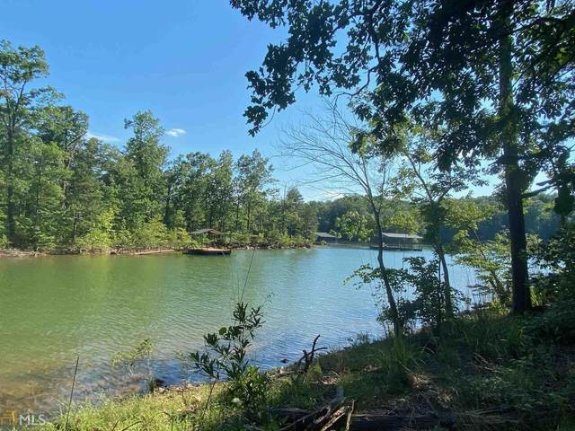 0 Crawfords Ferry Point Lot 10, Hartwell, GA 30643 (MLS #8799624) :: Athens Georgia Homes