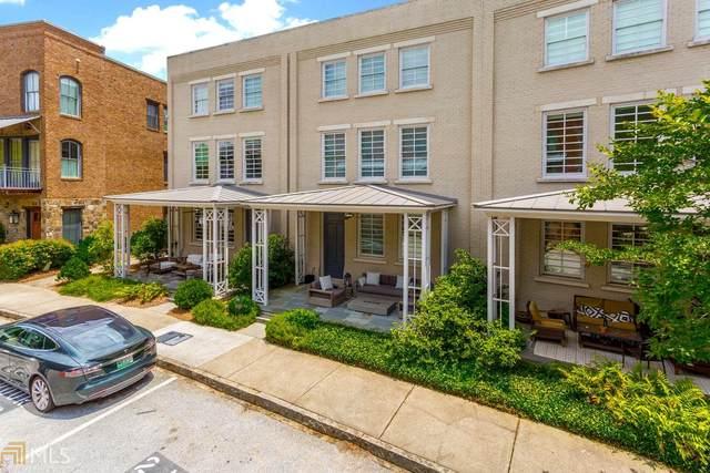 9126 Selborne Ln #60, Chattahoochee Hills, GA 30268 (MLS #8803053) :: Buffington Real Estate Group