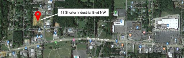 11 Shorter Industrial Blvd, Rome, GA 30165 (MLS #8803310) :: The Durham Team