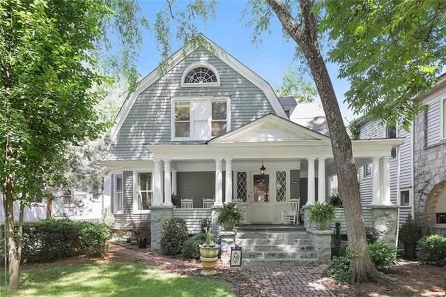 1384 Piedmont Ave, Atlanta, GA 30309 (MLS #8804242) :: Amy & Company | Southside Realtors