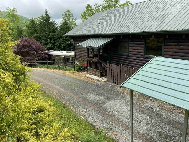107 Tucker Dr, Hayesville, NC 28904 (MLS #8804705) :: Crown Realty Group